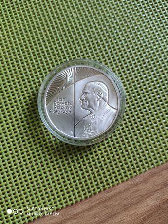 Moneta Jan Paweł II Pielgrzym :)