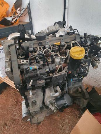 Material motor de Renault megane III