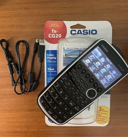 Calculadora Gráfica CASIO FX-CG20