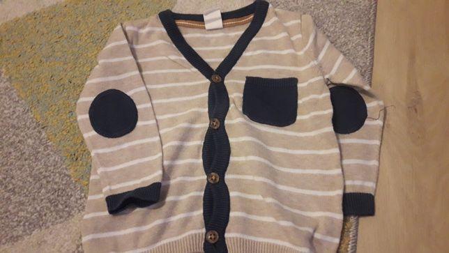 Sweterek H&M 80cm