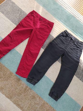 Spodnie chłopięce Reserved r. 128