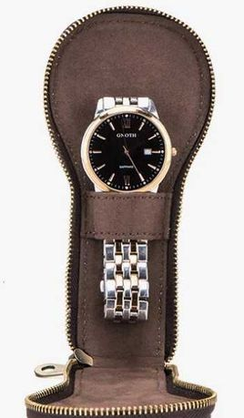 Caixa - Organizador relógios de pulso e Joias.