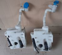 zbiorniczek spryskiwaczy pompka sprysów kompletna VW GOLF V 1K0 03-09r