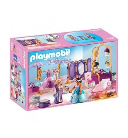 Конструктор Playmobil Замок Принцессы Гардеробная с салоном Лучше lego