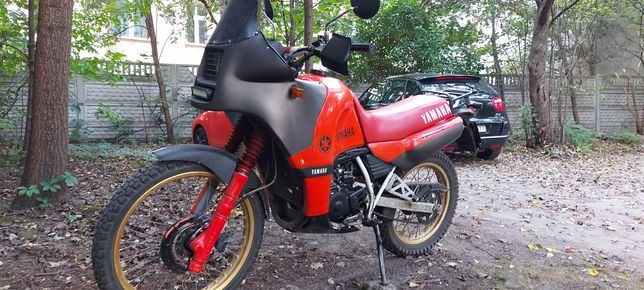 Yamaha Dt 125 Tenere ZAMIANA