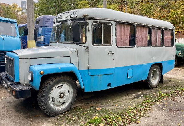 "Продаж автобусу КАВЗ-3976, 1999 р.в. ДАХК ""Артем"""