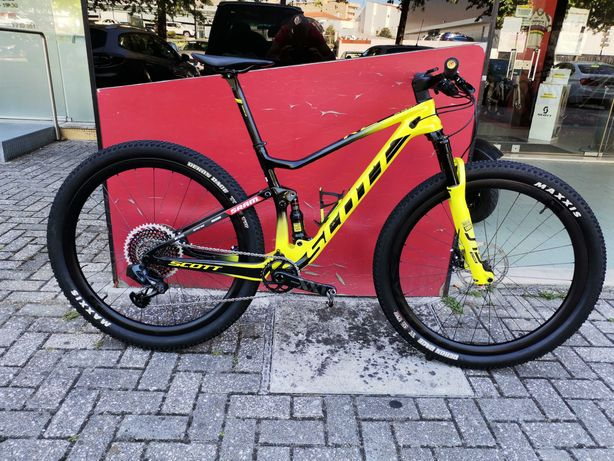 Scott Spark RC 900 AXS