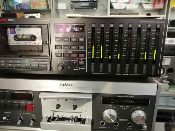 Tascam professional 238 Magnetofon 8 - ścieżkowy plus pilot