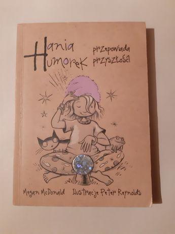 Książka młodzieżowa Megan McDonald Hania Humorek
