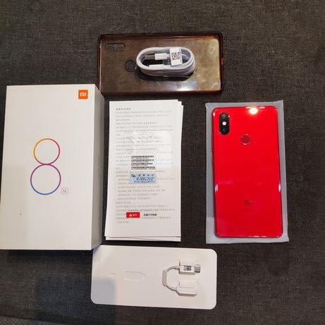 Xiaomi  Mi 8 SE  .  Gsm Cdma