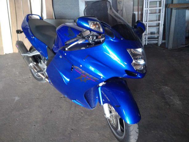 Motociclo CBR 1100 xx