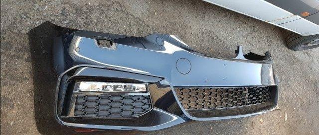 Бампер передний BMW 5 G30