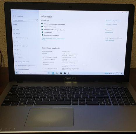 Laptop ASUS X550VC-XO007H i5/4GB/500gb/Lombard Łódź ul.Rzgowska 24