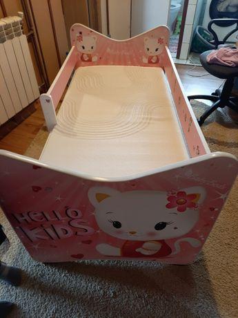 Bardzo ładne łóżeczko dziecięce - transport