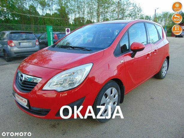 Opel Meriva FUL-Klima-2xPDC-Tempomat-59tkm-2xKoła-Alu-SERWIS-BezWkładu-OKAZJA+Gwar