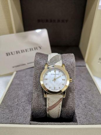 Zegarek BURBERRY BU9226 The City Diamond GWARANCJA