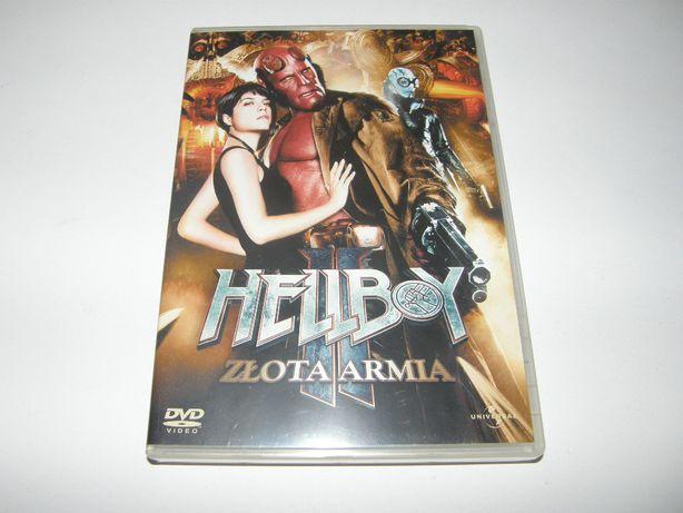Hellboy - Złota Armia / DVD / PL lektor/napisy