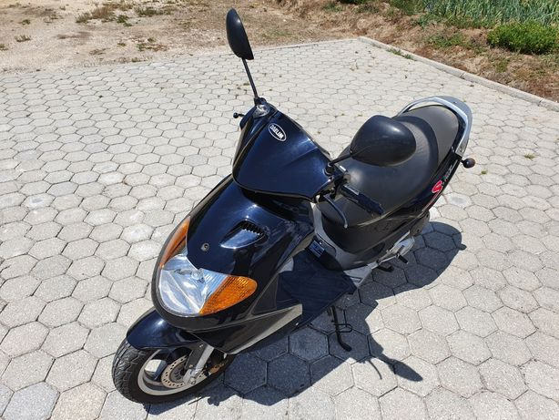 Scooter Daelim 50cc