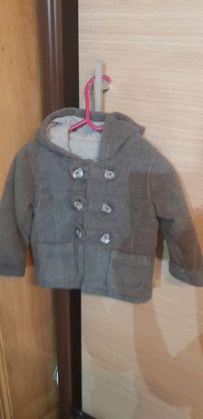 Kurtka, płaszczyk dla dziexi. George