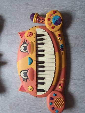 нтерактивный музыкальный инструмент Battat Котофон
