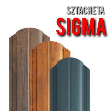 *Sztacheta Metalowa SIGMA* Blaszane Sztachety Ogrodzeniowe*Sztachetki