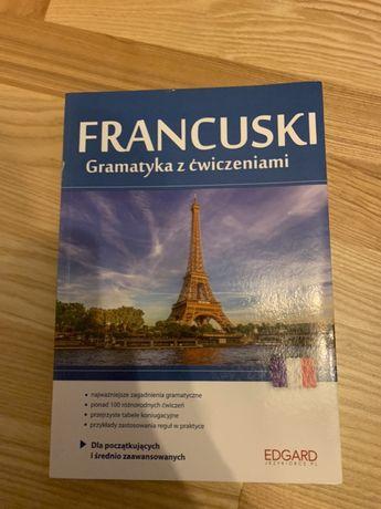 Gramtyka z ćwiczeniami z języka francuskiego