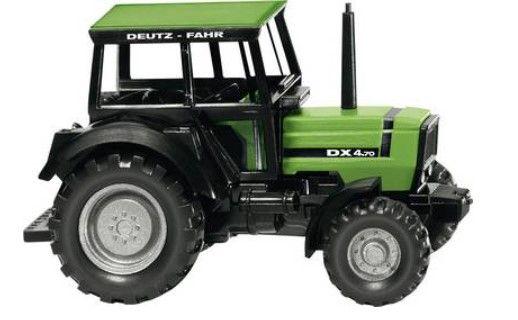Model pojazdu rolniczego Deutz Wiking 038602 H0