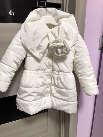 курточка на девочку 2-3 года