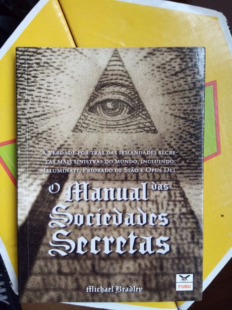 Sociedadea secretas livro