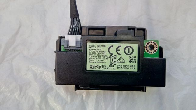 TV Samsung UE40KU6100KXXC_Wi-Fi module