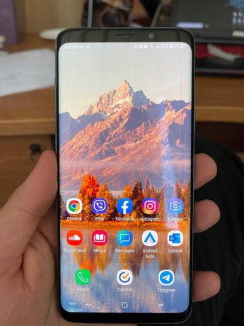 Samsung Galaxy s9 Plus (S9+) 64/6
