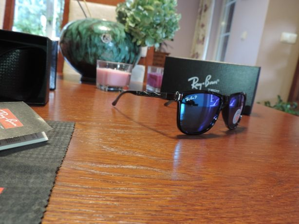 RayBan Okulary z Polaryzacją