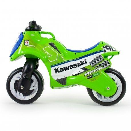 INJUSA Kawasaki Motorek Biegowy dla Dzieci