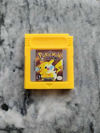 Jogo Pokémon Yellow