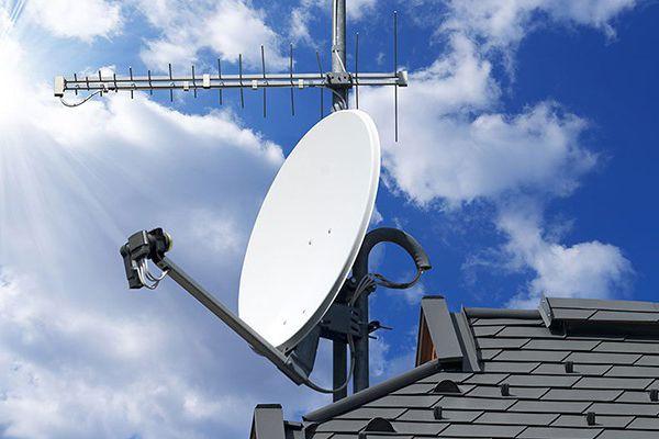 Антени Т2 та супутникові. Встановлення, налаштування, ремонт.