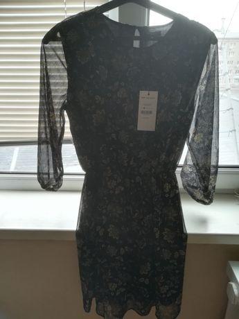 Модное лёгкое платье