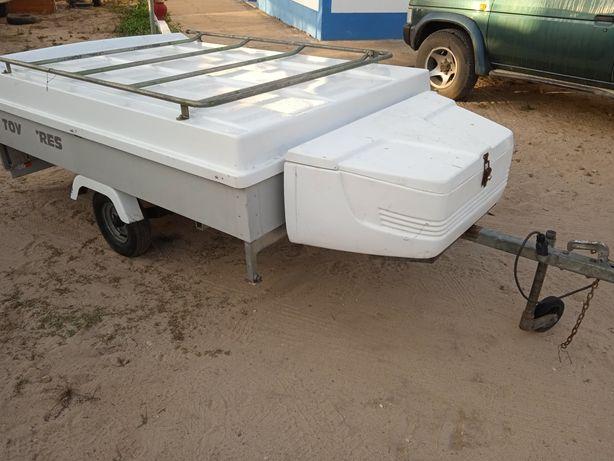 Atrelado carga 750kg