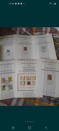 Іноземні поштоВі марки