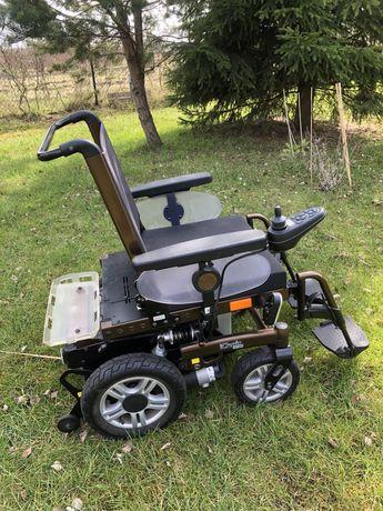 Wózek elektryczny , terenowy