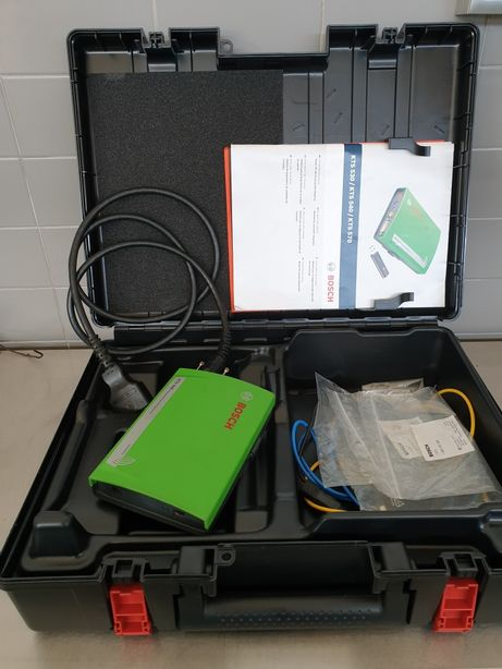 Máquina Diagnóstico Bosch Kts 540