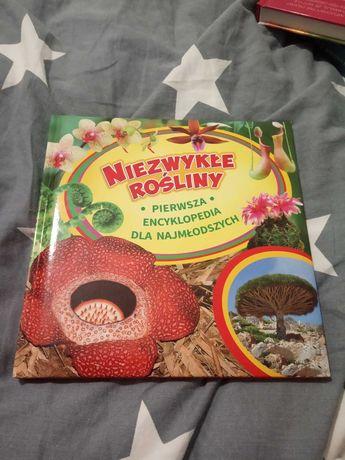 Książka  Niezwykłe Rośliny