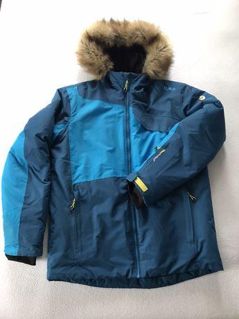 Kurtka narciarska CMP rozmiar 14, wzrost 164