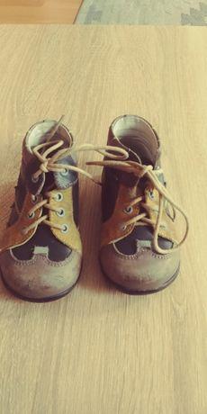 Buty jesienne chłopięce