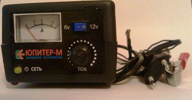 зарядное устройство юпитер версия 2 трансформаторное для аккумулятора