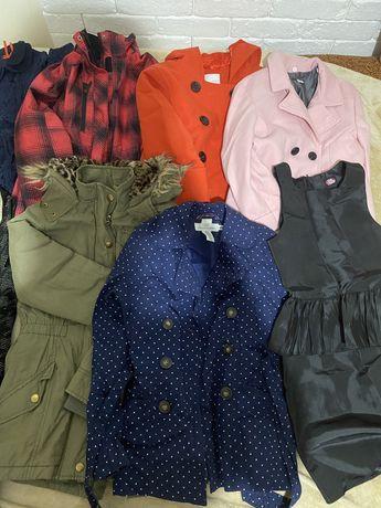 Ubranka dla dziewczynki 9-10 lat pakiet