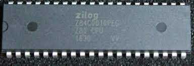 Z80 para Spectrum
