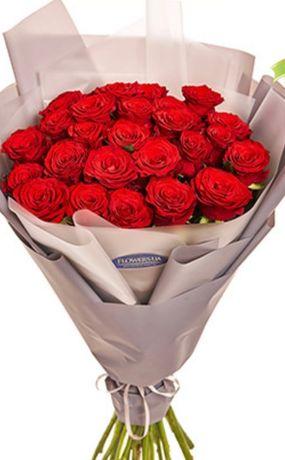 Акция! Роза Цветы Доставка цветов в Днепре