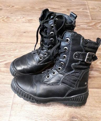 Ботинки.сапоги.термо Geox.зимові.зимние(34)