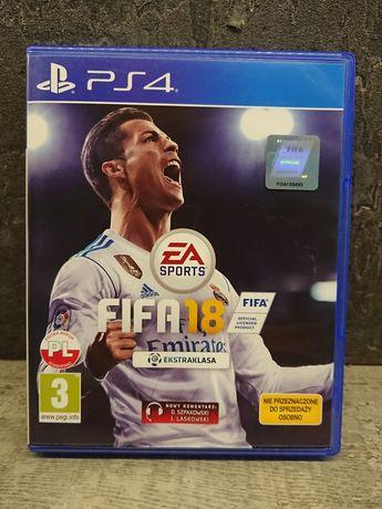 Fifa 18 PS4 playstation