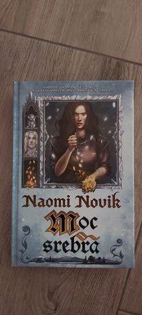 Książka Moc srebra Naomi Novik nowa